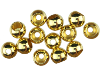 Tungsten beads gold 4,7mm