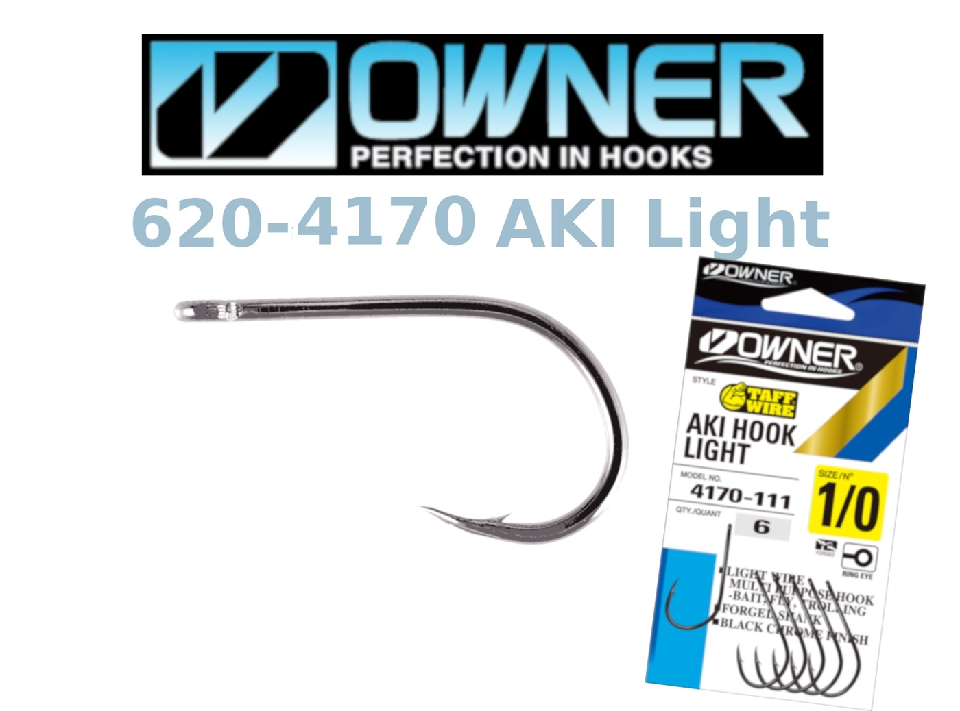 Owner Aki light 1/0