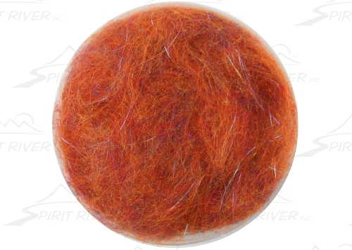 UV2 dubbing fl. shrimp orange