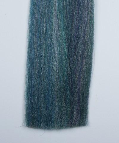 EP silky fiber 3D pearl olive