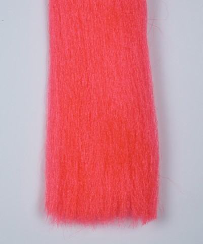 EP silky fiber neon red